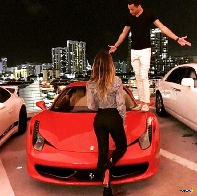 Богатая молодёжь Албании