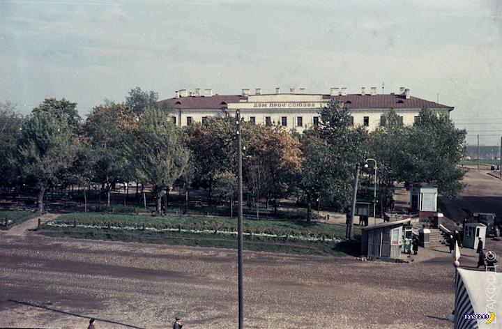Шикарные фотографии Минска, 1950 - 60-ые