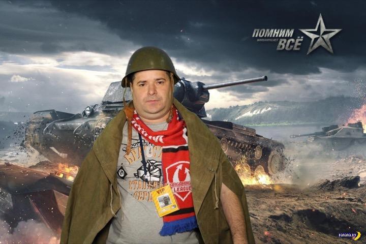 Последний бой танкиста