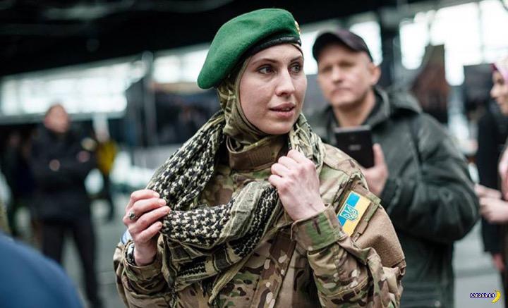 Под Киевом убита Амина Окуева