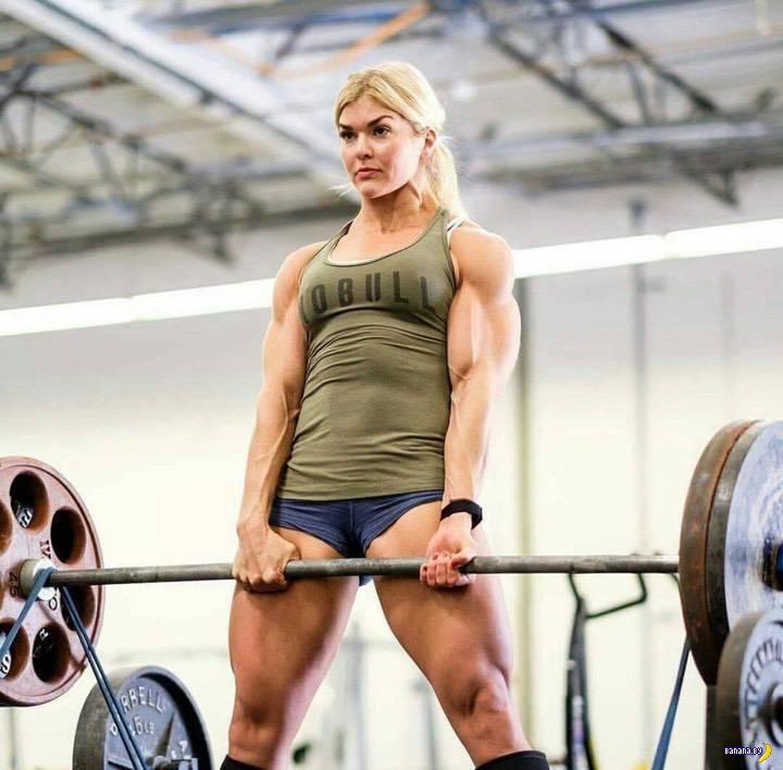 Спортивные девушки - 137