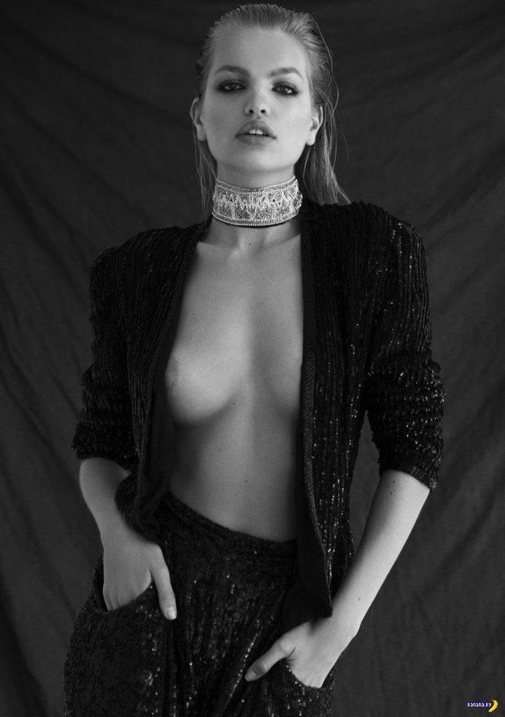 Голландское тело –Дафна Груневельд
