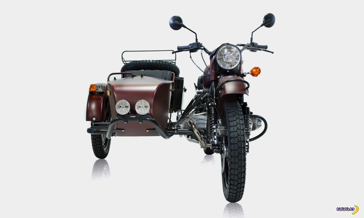 Мотоцикл 2018 Ural Gear Up