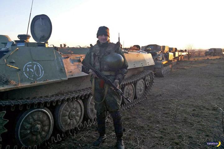 Осужденный боевик снова убежал на войну