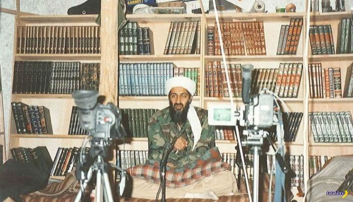 ЦРУ обнародовало документы про Бен Ладена