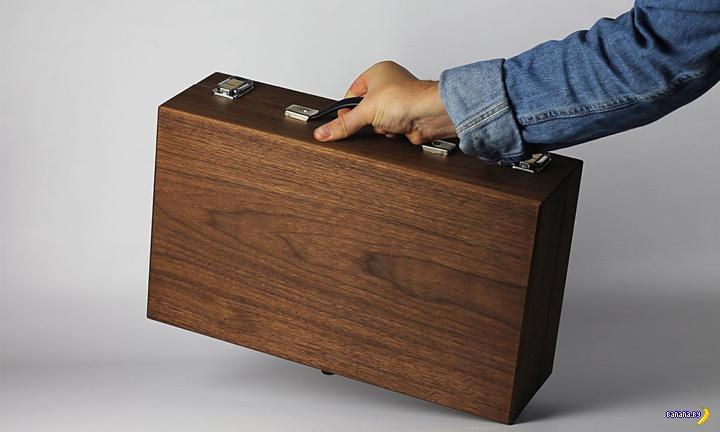 Заветный чемоданчик Cary42