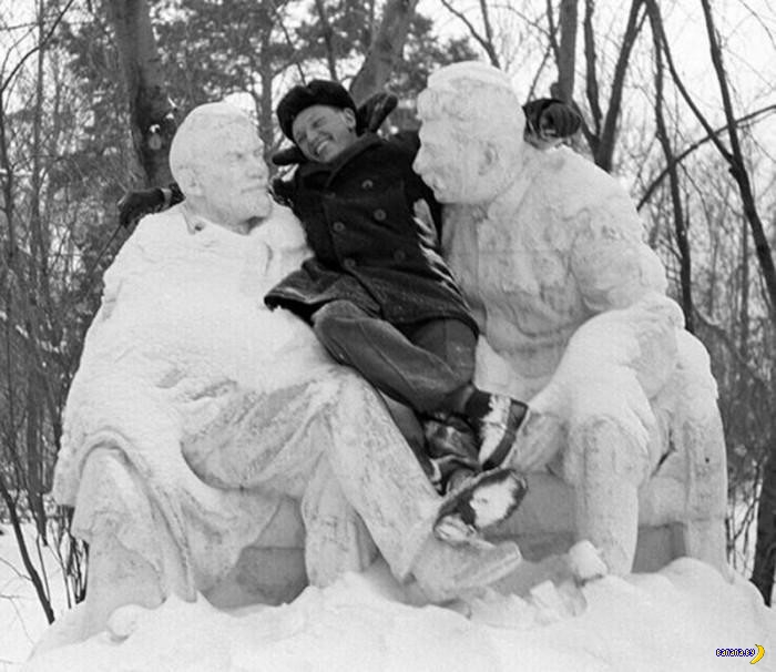 Фотографии из СССР