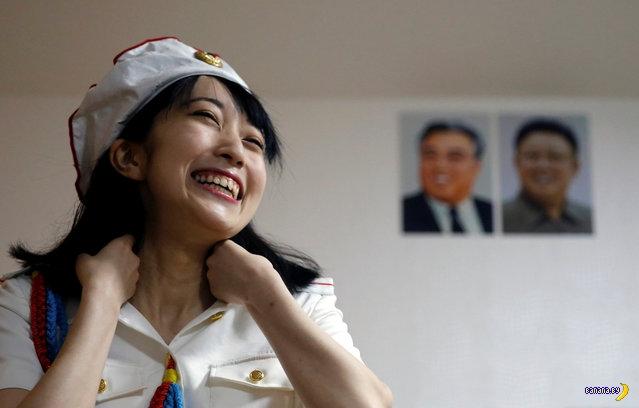 Фан-клуб КНДР в Токио