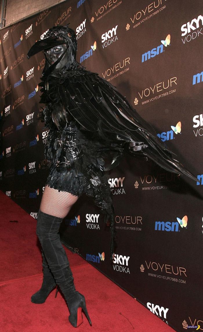 Хайди Клум - королева перевоплощений