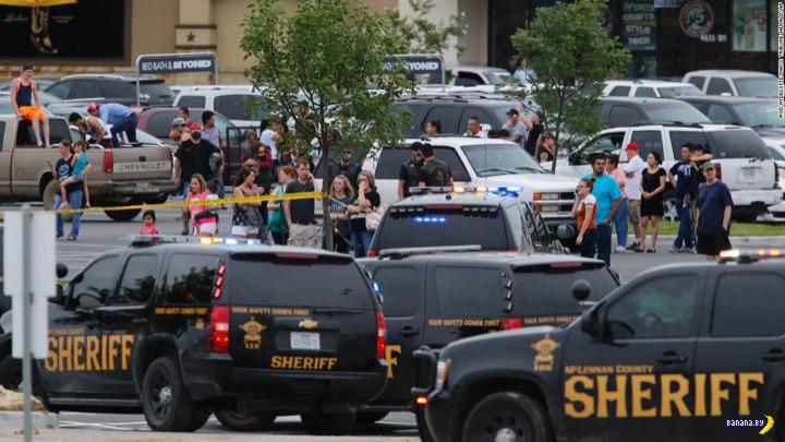 Бойня в Техасе - 26 человек убито