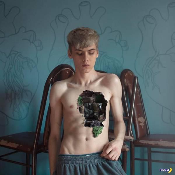 Тёмный сюрреализм Андрея Тюрина