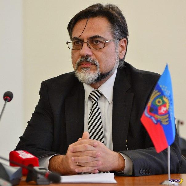 Неожиданное заявление официального лица ЛНР