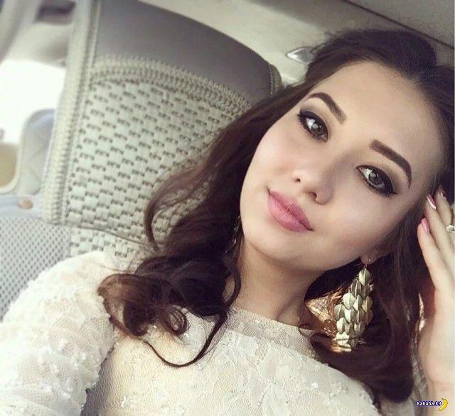 Красотки из Таджикистана