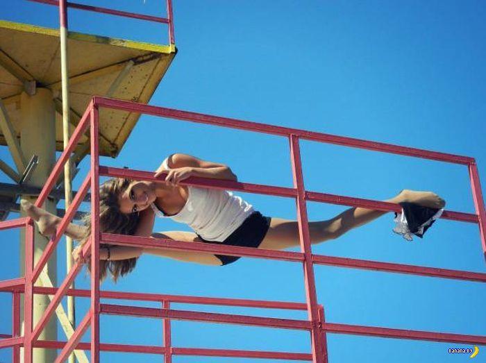 Гибкость – полезный навык для девушек