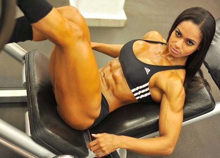 Спортивные девушки - 139
