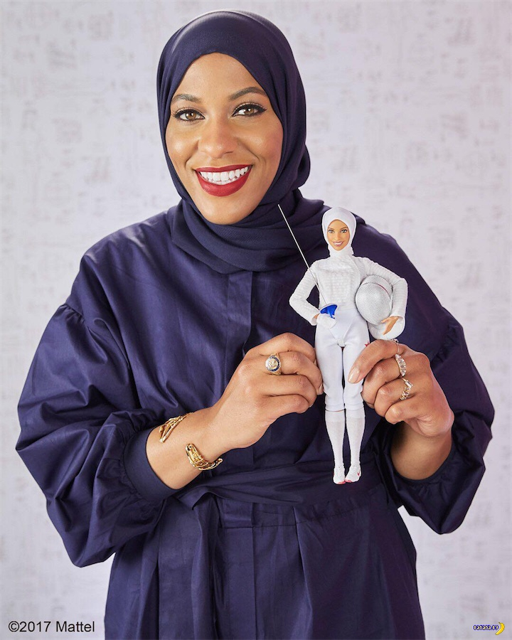 Свершилось! Барби надела хиджаб!