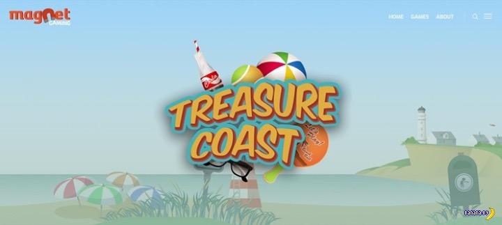 Новый игровой автомат Treasure Coast