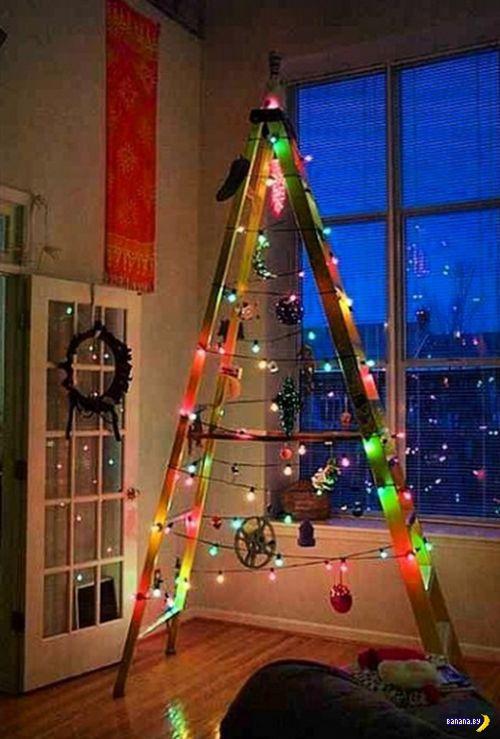 Стремянка – новогодний тренд