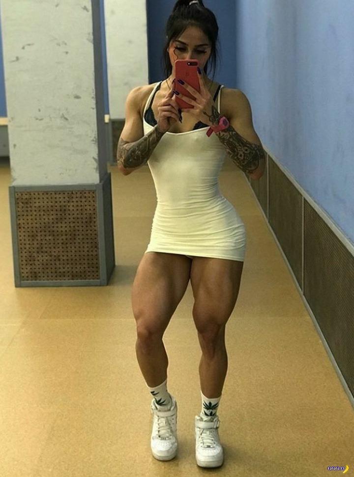 Спортивные девушки - 140