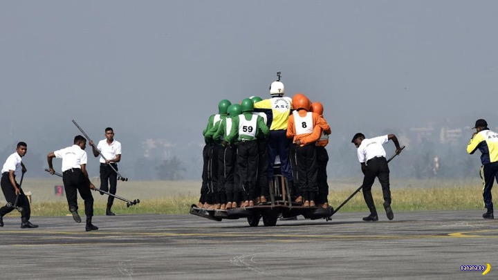 Самый индийский рекорд