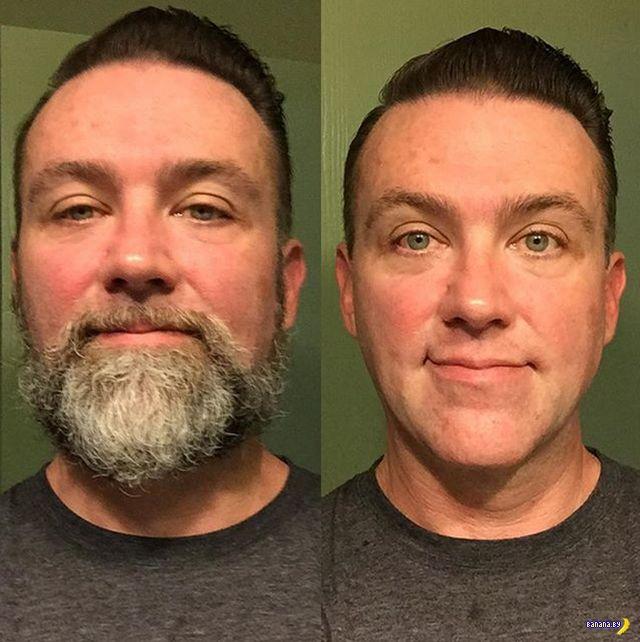 Насколько борода меняет людей