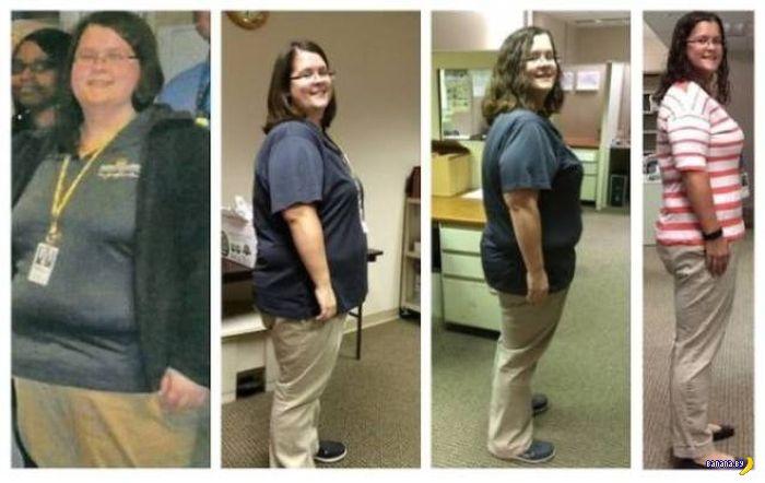 Невероятные истории похудения