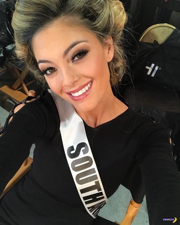 Выбрали «Мисс Вселенная-2017»