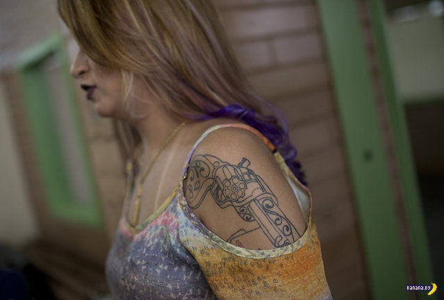 Конкурс красоты в бразильской тюрьме