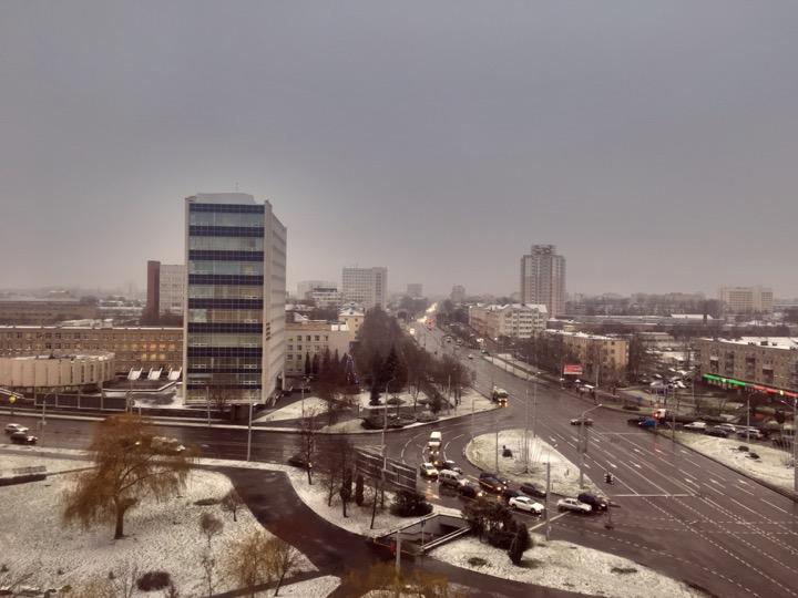 Погода: мокрого снега будет много!