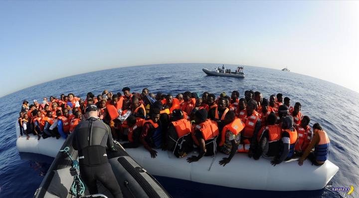 ЕС и Италия выделяют деньги береговой охране Ливии
