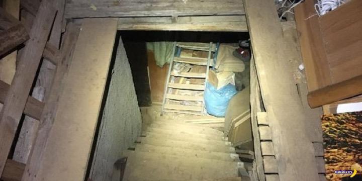 10 лет в подвале