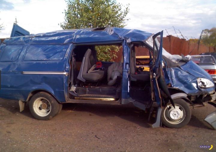 Кузовной ремонт Газелей