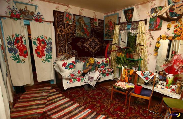 Современная белорусская деревня