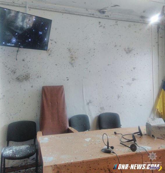 В Украине взрывают гранаты на судебном процессе
