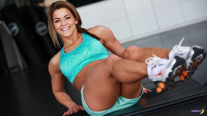Спортивные девушки - 142