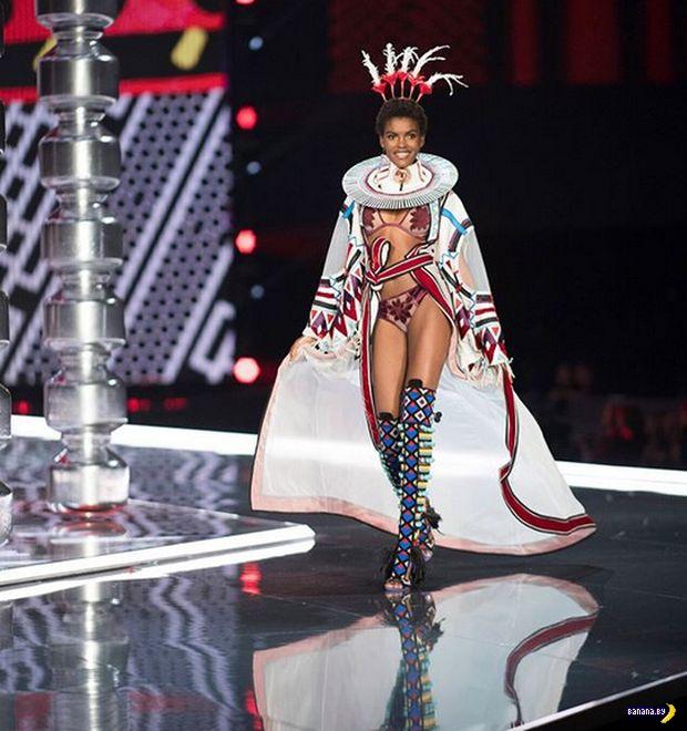 Новые ангелы Victoria's Secret