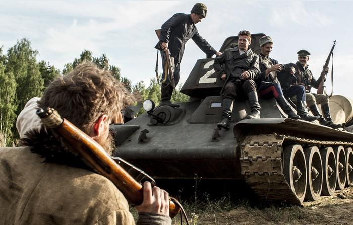 Т-34 и развесистая клюква в кино