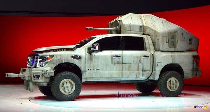 Nissan Titan для Звездный Войн