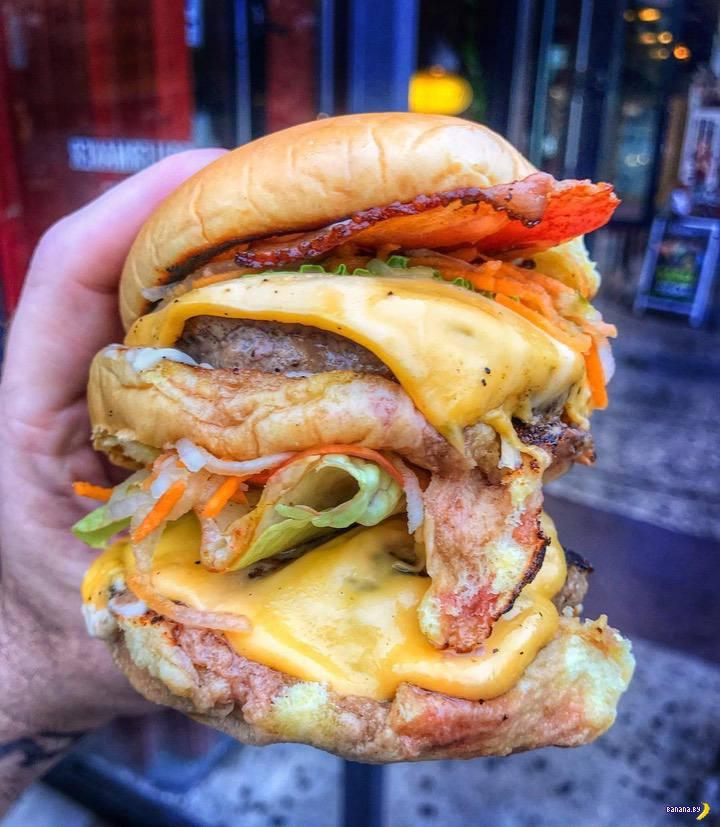 Новости нью-йоркского бургеростроения