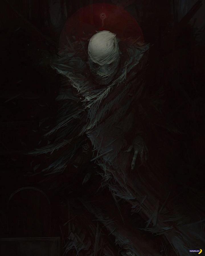 Рисует Gloom82