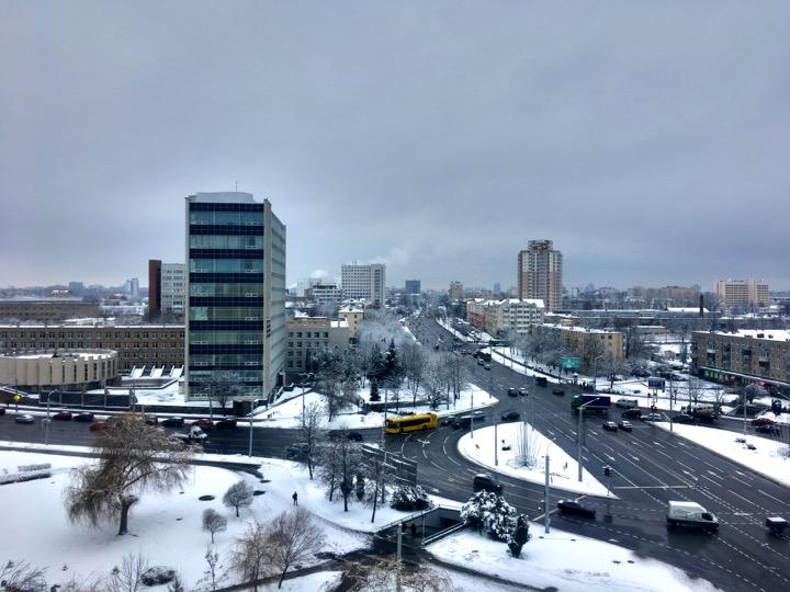 Погода: потеплеет, похолодает, будет снег и дождь!