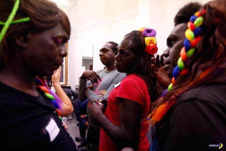 Большая проблема австралийских аборигенов