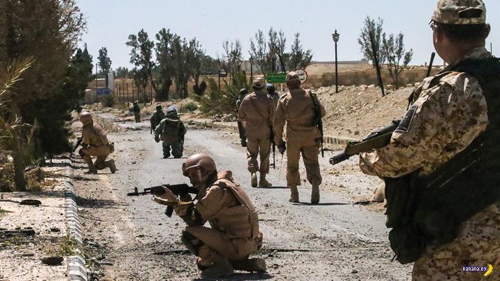 Путин, Сирия и российская армия