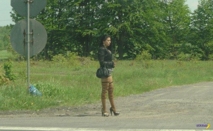 Новости моды придорожных проституток