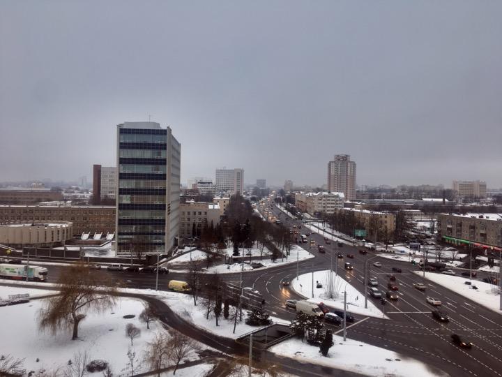 Погода: в Беларуси почти весна!