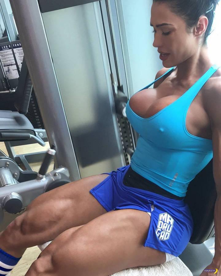 Спортивные девушки - 143