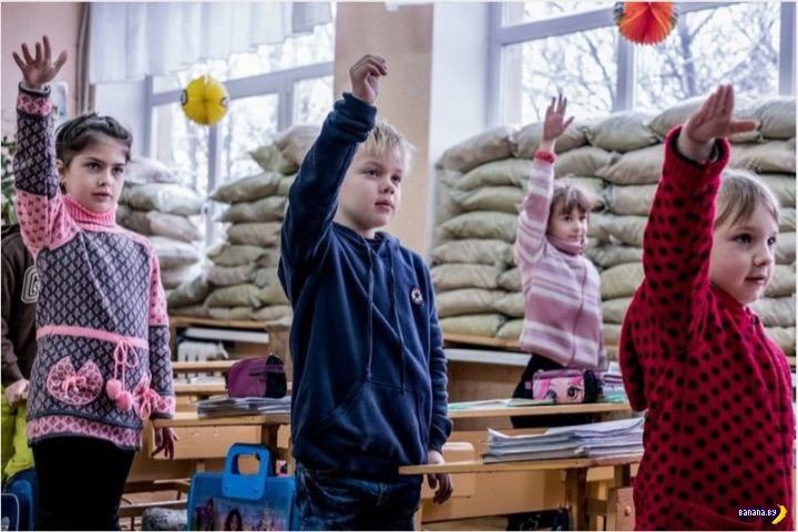 Война и 200 тысяч детей