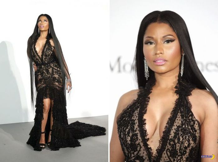 Самые смелые платья знаменитостей в 2017 году