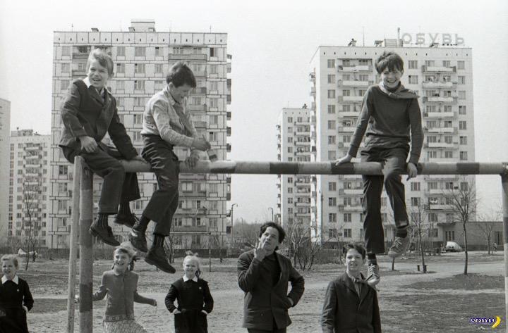 Советские байки и легенды