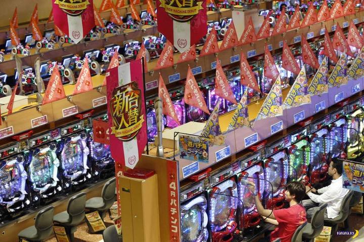Выживут ли игровые автоматы патинко в Японии?